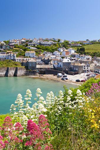 Cornwall - England「Port Issac, Cornwall, England」:スマホ壁紙(18)