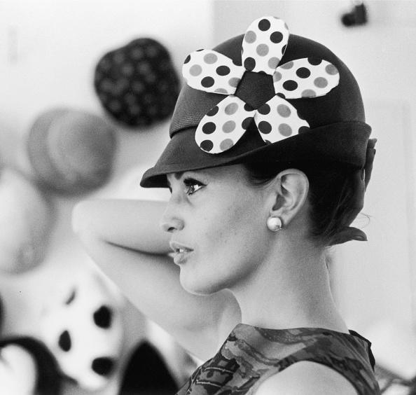 ファッション「Flower Motif Hat」:写真・画像(6)[壁紙.com]