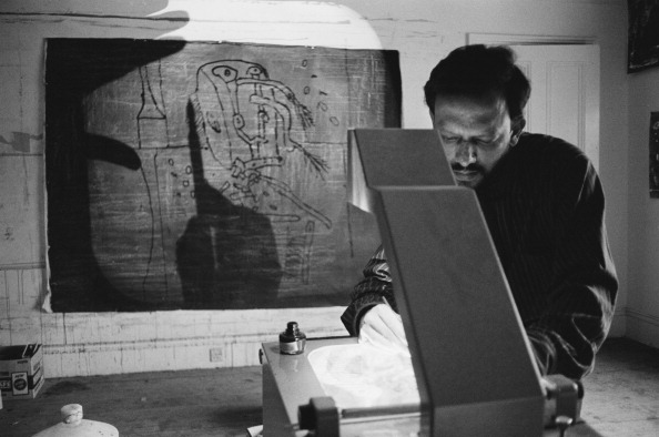 Indian Subcontinent Ethnicity「Souza In Studio」:写真・画像(10)[壁紙.com]
