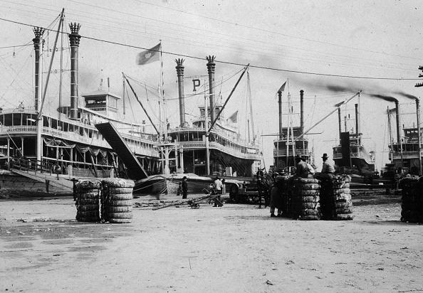 1900-1909「Loading Cotton」:写真・画像(2)[壁紙.com]
