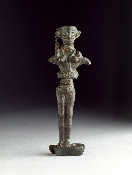 Republic Of Cyprus「Copper Figurine Of Astarte On An Ingot」:写真・画像(19)[壁紙.com]