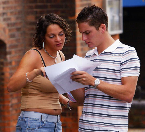 A-Levels「Record Numbers Of Students Celebrate A-Level Passes」:写真・画像(10)[壁紙.com]