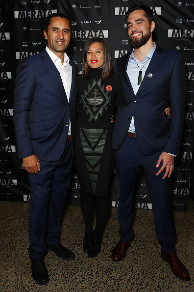 Cliff Curtis「Merata: How Mum Decolonised the Screen World Premiere - Arrivals」:写真・画像(3)[壁紙.com]