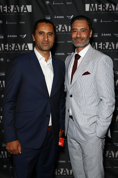 Cliff Curtis「Merata: How Mum Decolonised the Screen World Premiere - Arrivals」:写真・画像(0)[壁紙.com]