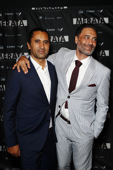 Cliff Curtis「Merata: How Mum Decolonised the Screen World Premiere - Arrivals」:写真・画像(4)[壁紙.com]