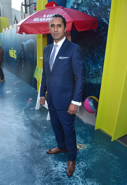 "Cliff Curtis「Warner Bros. Pictures And Gravity Pictures' Premiere Of ""The Meg"" - Red Carpet」:写真・画像(8)[壁紙.com]"