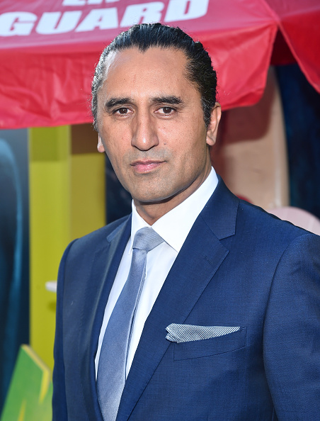 "Cliff Curtis「Warner Bros. Pictures And Gravity Pictures' Premiere Of ""The Meg"" - Red Carpet」:写真・画像(1)[壁紙.com]"