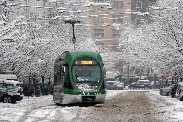 Milan「Italy Hit By Cold Spell」:写真・画像(3)[壁紙.com]