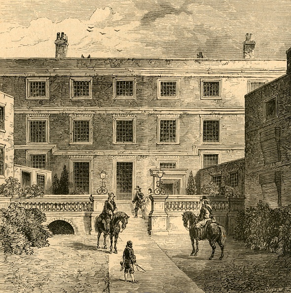Mammal「Sir R Claytons House」:写真・画像(11)[壁紙.com]