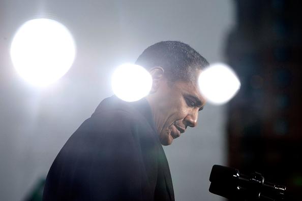 Bulletproof「Barack Obama Holds Whistle Stop Train Tour From Philadelphia To D.C.」:写真・画像(4)[壁紙.com]