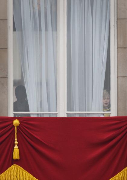 Tom Pettifer「Royal Wedding - The Newlyweds Greet Wellwishers From The Buckingham Palace Balcony」:写真・画像(14)[壁紙.com]