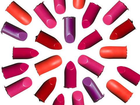 Fashion「Multicolour lipstick pieces」:スマホ壁紙(5)