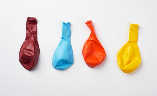 Balloon「Multicoloured selection of balloons」:スマホ壁紙(7)