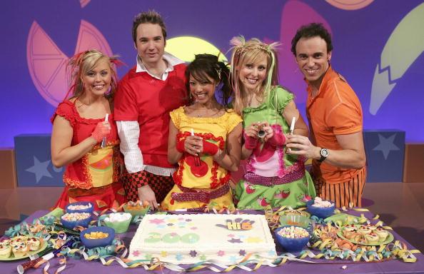 Sweet Food「Hi-5 300th Episode Celebration」:写真・画像(17)[壁紙.com]