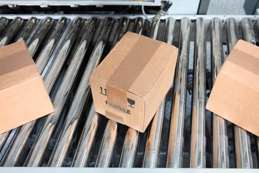 Belt「Parcels on packaging line」:スマホ壁紙(12)