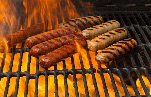 Hot Dog「Brats and hot dogs」:スマホ壁紙(12)