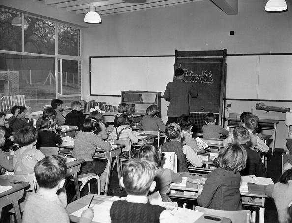 1950-1959「At The Blackboard」:写真・画像(14)[壁紙.com]