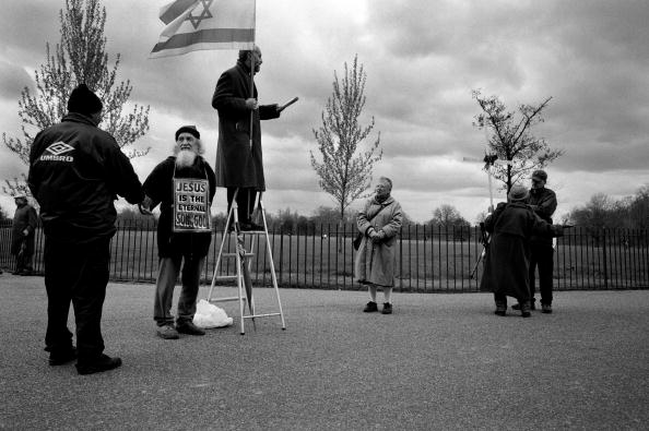 Tom Stoddart Archive「Speaker's Corner」:写真・画像(10)[壁紙.com]