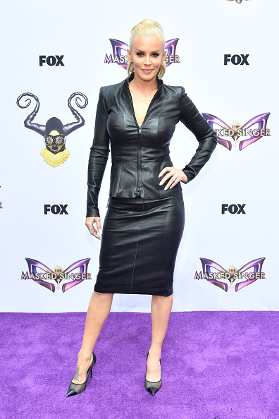"Jenny McCarthy「FYC Event For Fox's ""The Masked Singer""」:写真・画像(8)[壁紙.com]"