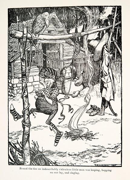 Fairy Tale「Rumpelstiltskin」:写真・画像(9)[壁紙.com]