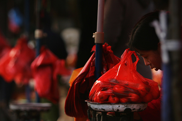 Orange - Fruit「China Tackles Pollution Caused By Plastic Bags」:写真・画像(19)[壁紙.com]