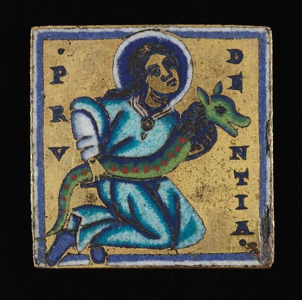 Gothic Style「Plaque: Prudentia (Prudence)」:写真・画像(14)[壁紙.com]