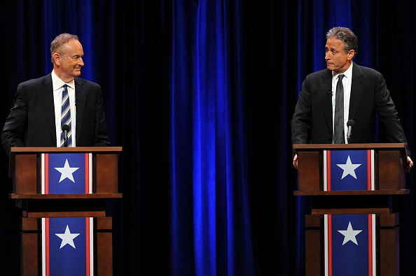 Household Fixture「O'Reilly Vs. Stewart 2012: The Rumble In The Air-Conditioned Auditorium」:写真・画像(9)[壁紙.com]
