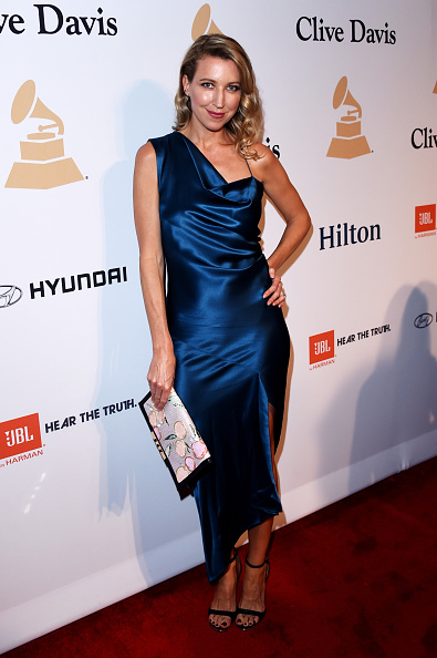 Event「The 57th Annual GRAMMY Awards - Pre-GRAMMY Gala And Salute To Industry Icons Honoring Martin Bandier - Arrivals」:写真・画像(2)[壁紙.com]