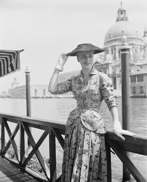 1950-1959「Dior In Venice」:写真・画像(2)[壁紙.com]