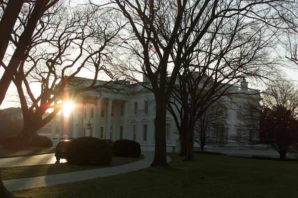 South Lawn「Shots Fired Near White House」:写真・画像(0)[壁紙.com]