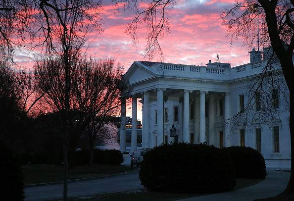 White House - Washington DC「Cold Winter Morning At The White House」:写真・画像(18)[壁紙.com]