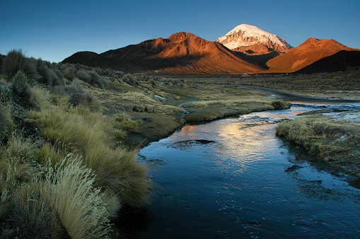 Bolivian Andes「Sajama National Park」:スマホ壁紙(14)