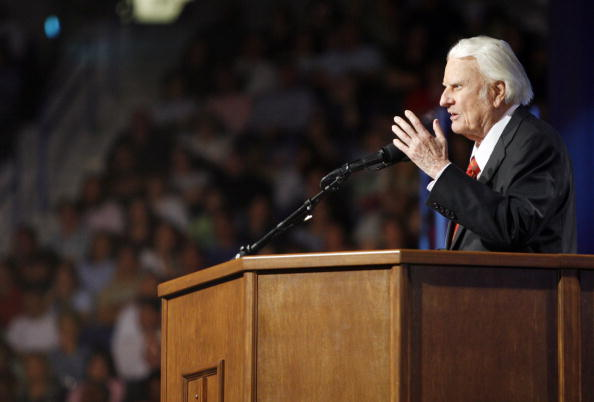 Preacher「Billy Graham Crusade Comes To New Orleans」:写真・画像(1)[壁紙.com]