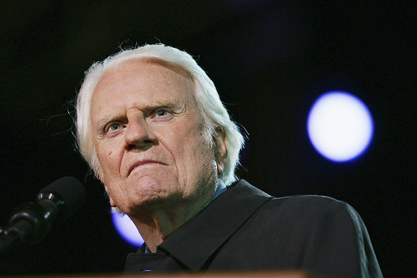 Preacher「Billy Graham Continues Crusade at 86」:写真・画像(8)[壁紙.com]