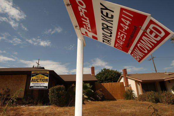 Blank「While Sales Of Existing Homes Rise In July, Prices Continue To Fall」:写真・画像(5)[壁紙.com]