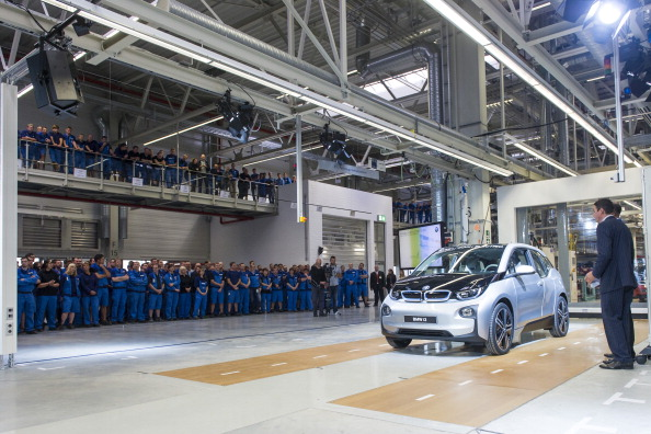 Jens Schlueter「BMW Launches i3 Electric Car Production」:写真・画像(18)[壁紙.com]