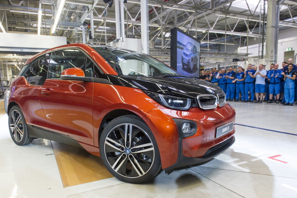 Jens Schlueter「BMW Launches i3 Electric Car Production」:写真・画像(19)[壁紙.com]