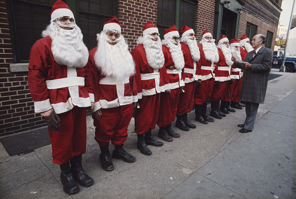Beard「Salvation Army Santas」:写真・画像(11)[壁紙.com]