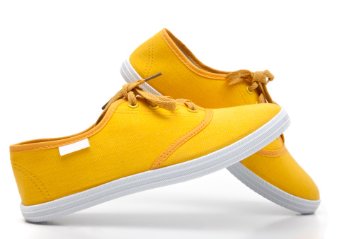 Yellow「Canvas Shoes」:スマホ壁紙(10)