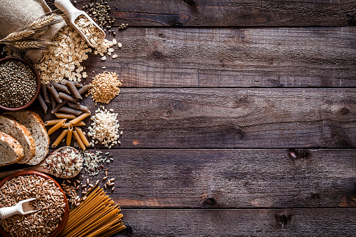 Rice - Cereal Plant「Wholegrain food border」:スマホ壁紙(11)