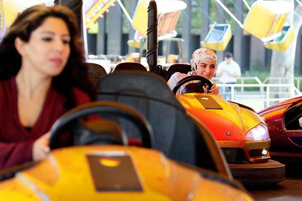 Amusement Park Ride「Australian Muslims Celebrate Eid al-Adha」:写真・画像(11)[壁紙.com]
