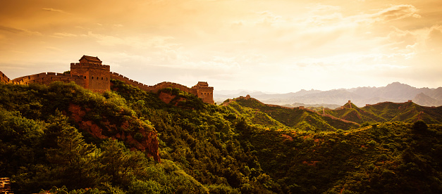 Indigenous Culture「The Great Wall of China」:スマホ壁紙(9)