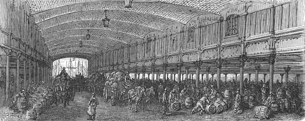 人の役割「The Great Warehouse-St Katherines Dock 1」:写真・画像(10)[壁紙.com]