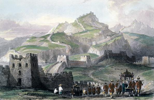 世界遺産「The Great Wall Of China' 1843」:写真・画像(18)[壁紙.com]