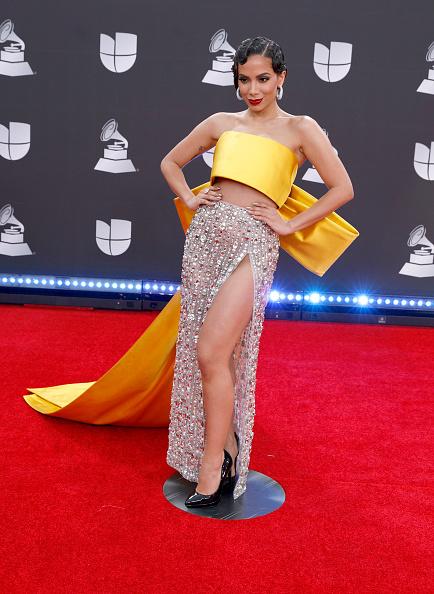 Latin Grammy Awards「20th Annual Latin GRAMMY Awards - Arrivals」:写真・画像(17)[壁紙.com]