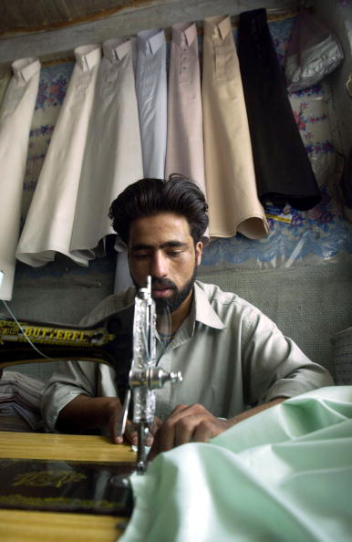 Kabul「Tailor Shop Make Shalwar Kamiz In Afghanistan」:写真・画像(14)[壁紙.com]