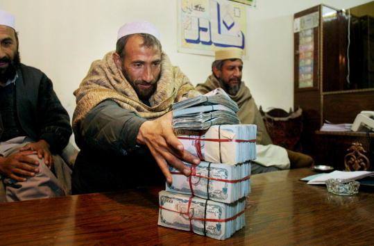 Kabul「Afghani Against the Dollar」:写真・画像(10)[壁紙.com]