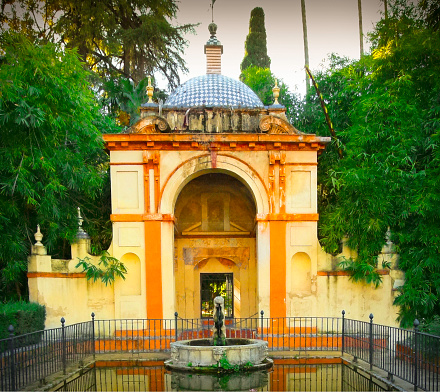 Moorish「Alcazar Moorish Gate」:スマホ壁紙(18)
