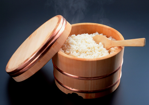 Meal「Rice」:スマホ壁紙(2)