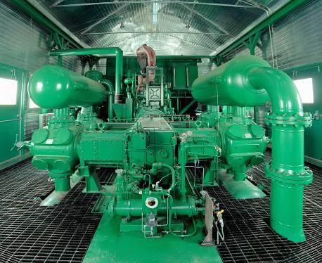 Oil Industry「Compressor」:スマホ壁紙(12)